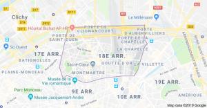 Serrurier Serrurerie Paris 18