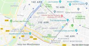 Dépannage Serrurerie Paris 15 eme